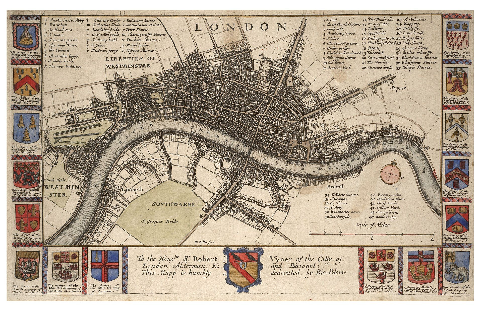 1920px-Wenceslas_Hollar_-_Plan_of_London_before_the_fire_(State_2),_variant