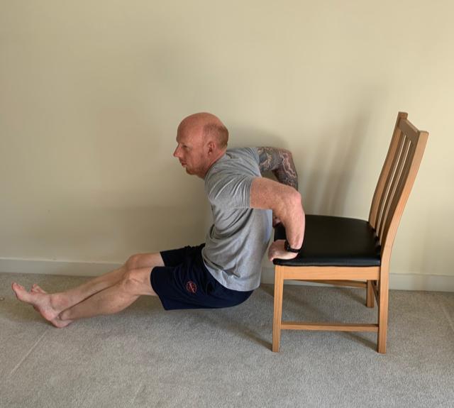 Chair Dip 2