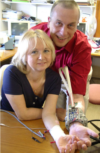 Cyborg-20-Project-Kevin-Warwick-with-wife-Irena