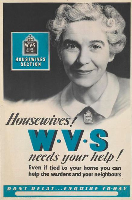Housewives!_Wvs_Needs_Your_Help!_Art.IWMPST19869