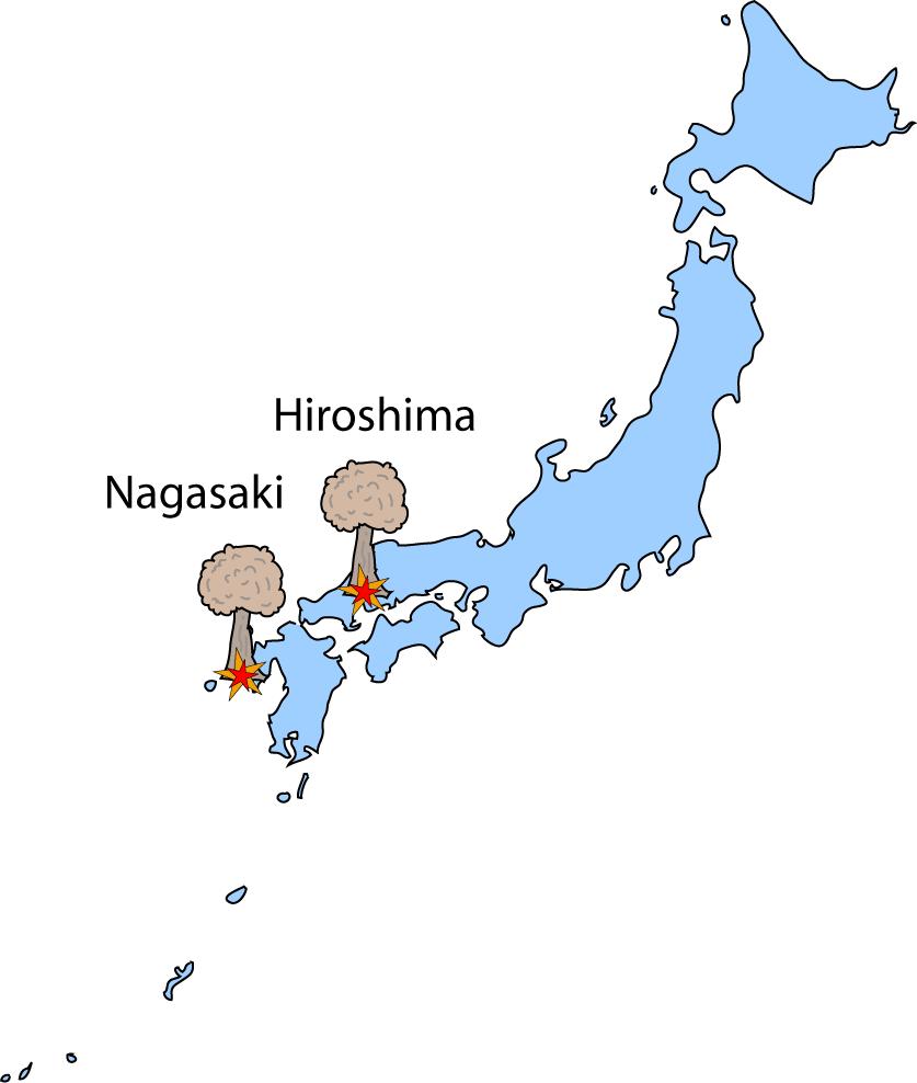 Japan_map_hiroshima_nagasaki