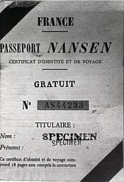 Nansenpassport
