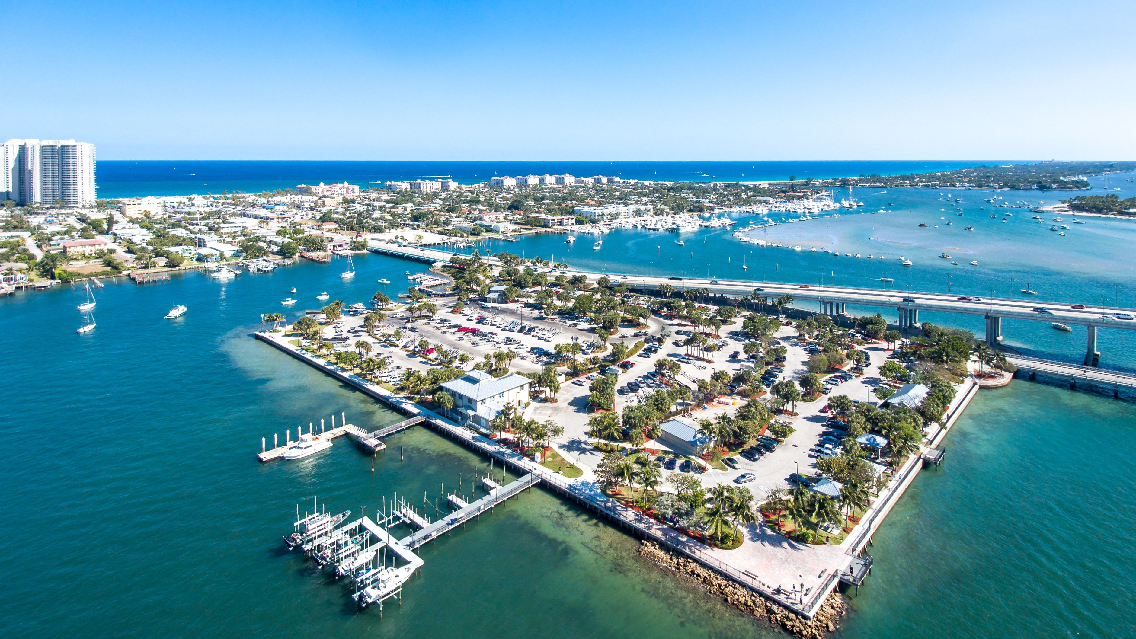 Phil-Foster-Park-Riviera-Beach-Florida-Drone-Photography-3