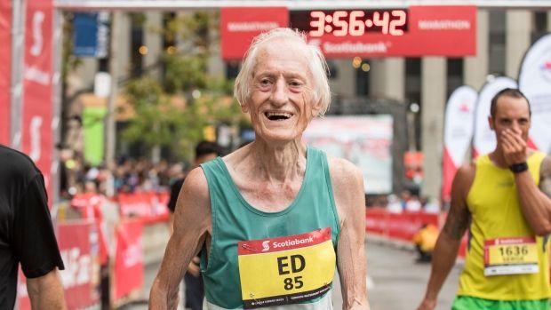 ed-whitlock-toronto-marathon