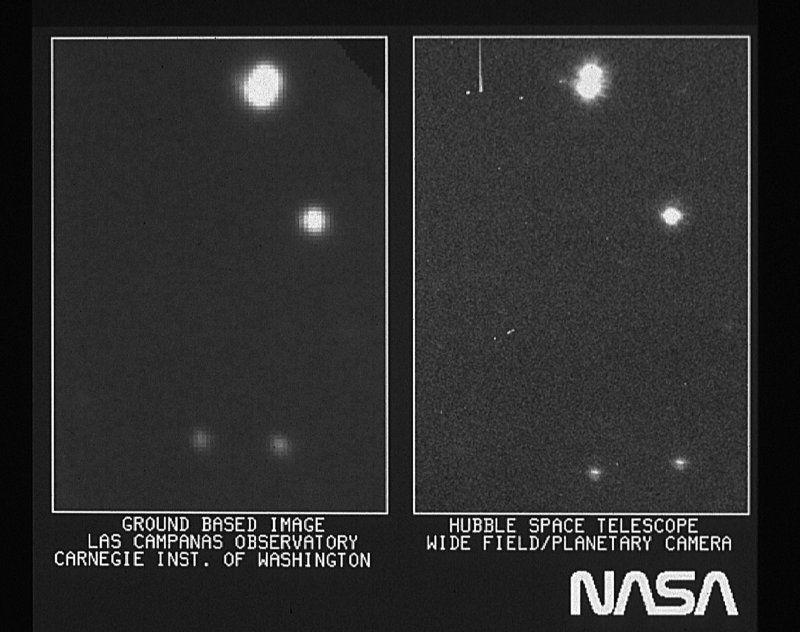 hubble-first-photo-1990