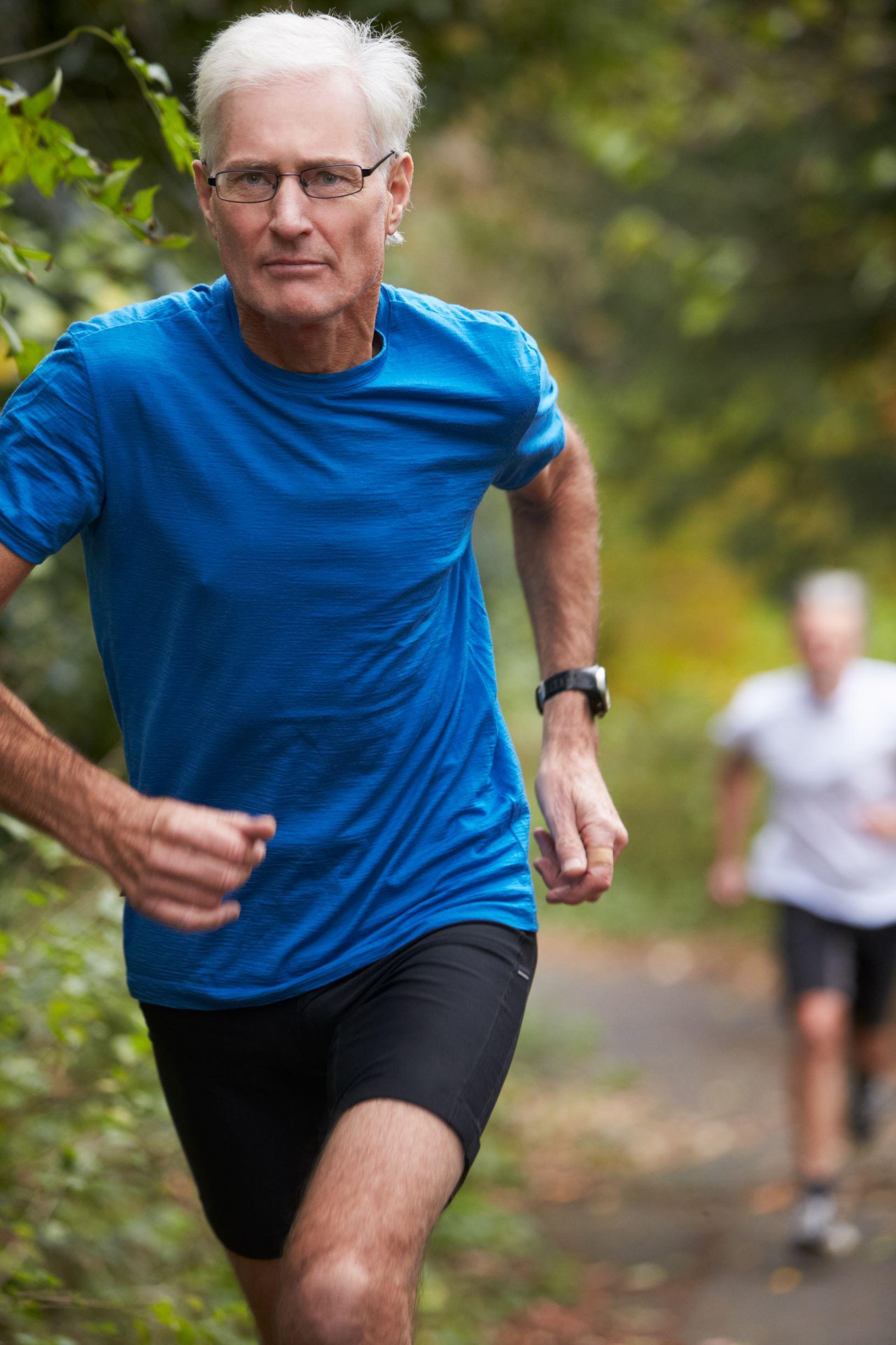 mature runner smaller