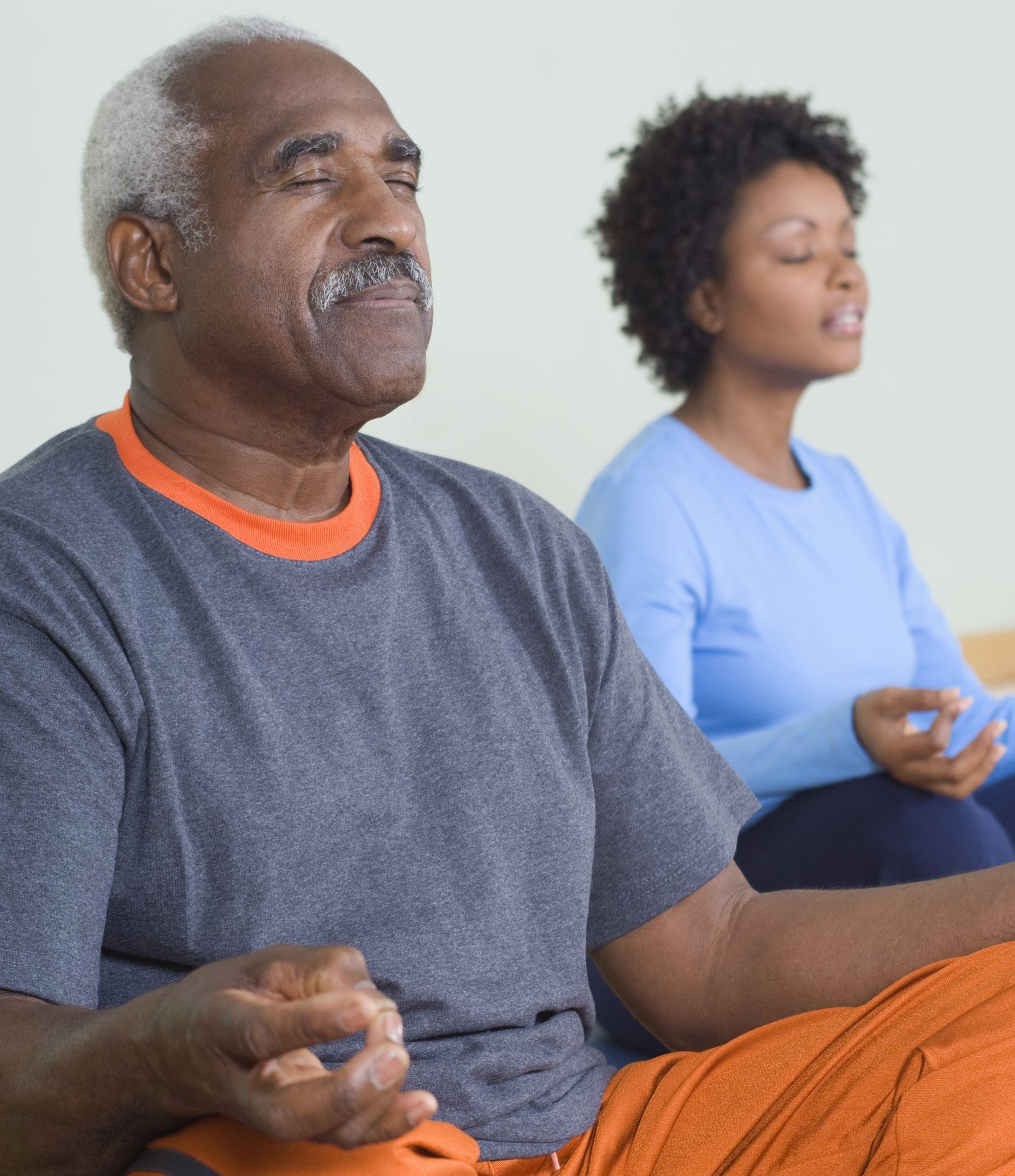 meditating seniors 2